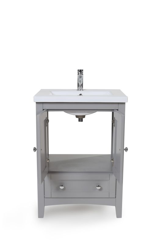 Elegant Lighting VF-2002 Danville 24 Inches Wide Freestanding Vanity Sale $448.00 ITEM: bci2976408 ID#:VF-2002 UPC: 848145085656 :