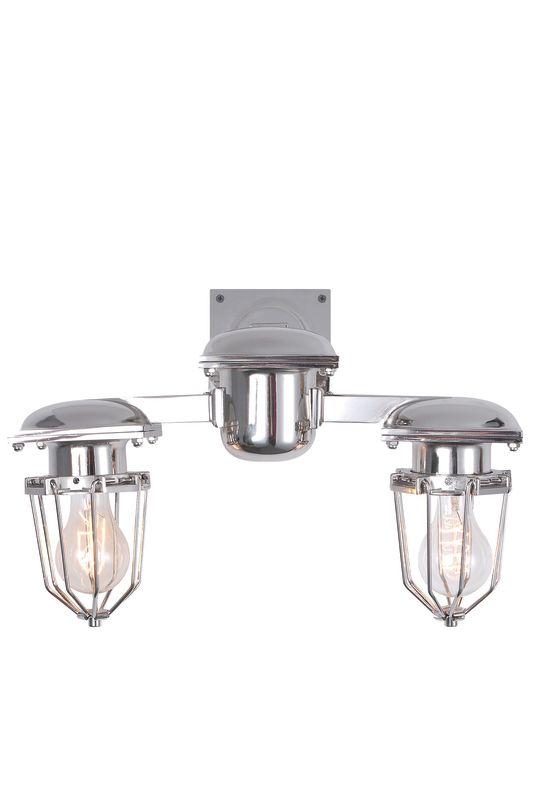 "Elegant Lighting 1451W18 Kingston 18"" Wide 2 Light Wall Sconce from"