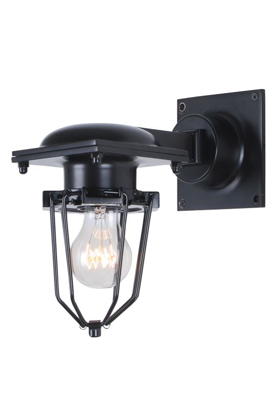 "Elegant Lighting 1451W9 Kingston 9"" Wide Single Light Wall Sconce from"