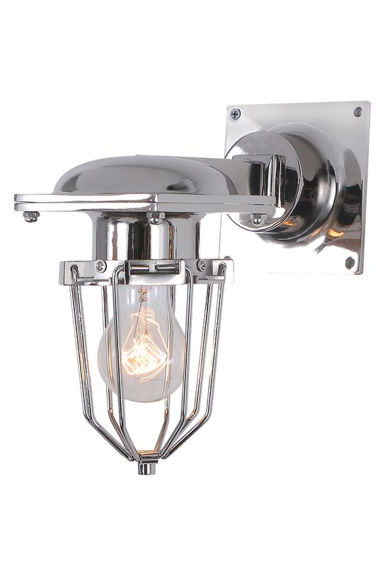 "Elegant Lighting 1451W9 Kingston 9"" Wide Single Light Wall Sconce from"