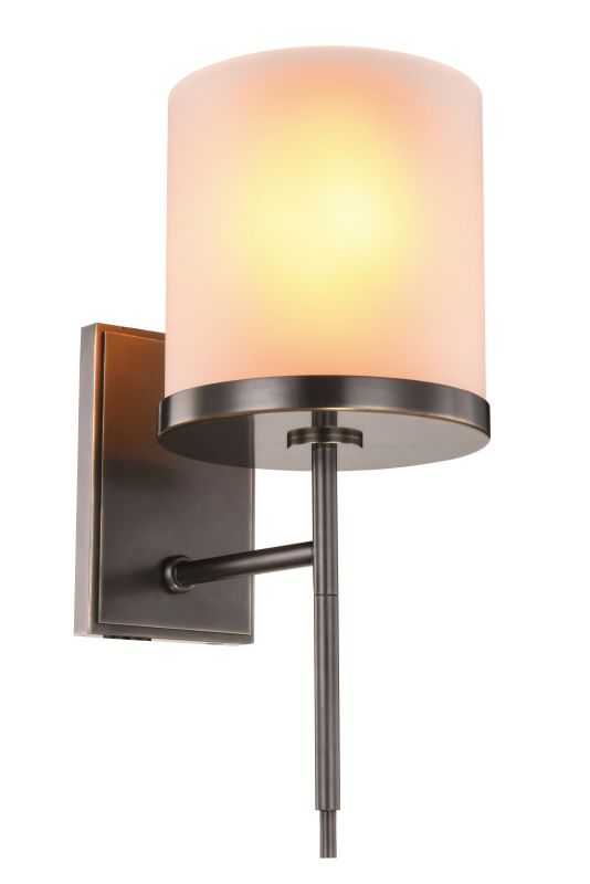 "Elegant Lighting 1504W6 Bradford 1 Light 17"" Tall Wallchiere Wall"