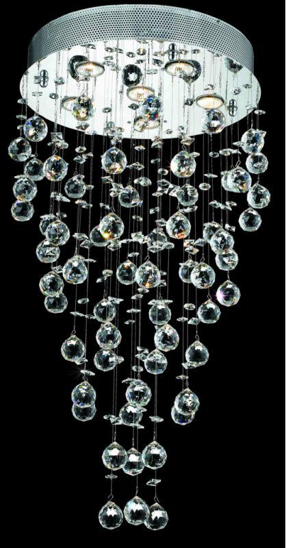 Elegant Lighting 2006D18C(LED) Galaxy 6-Light LED Single-Tier Crystal Sale $3343.00 ITEM: bci2012871 ID#:2006D18C/SS(LED) :
