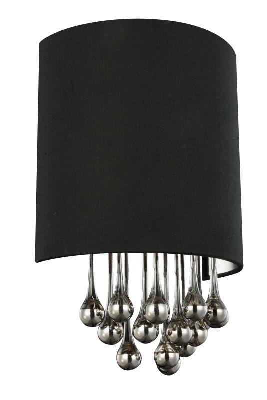 "Elegant Lighting 2105W10 Metro 1 Light 16"" Tall Wall Washer Sconce"
