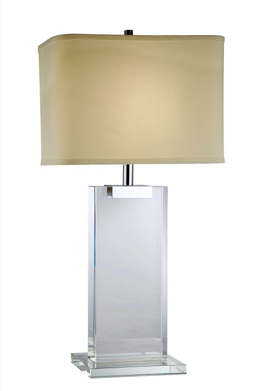 "Elegant Lighting TL1001 Regina 16"" Wide Single Light Accent Table Lamp"