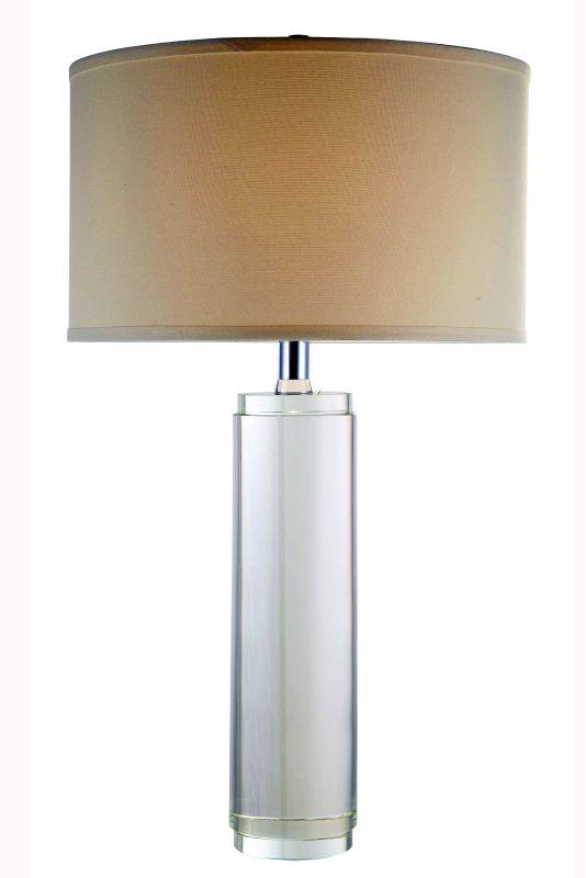 "Elegant Lighting TL1002 Regina 17"" Wide Single Light Accent Table Lamp"