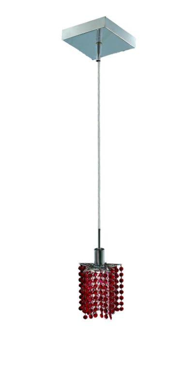 Elegant Lighting 1281D-S-P-BO Mini 1-Light Crystal Pendant Finished Sale $156.00 ITEM: bci2008368 ID#:1281D-S-P-BO/RC UPC: 609613230578 :