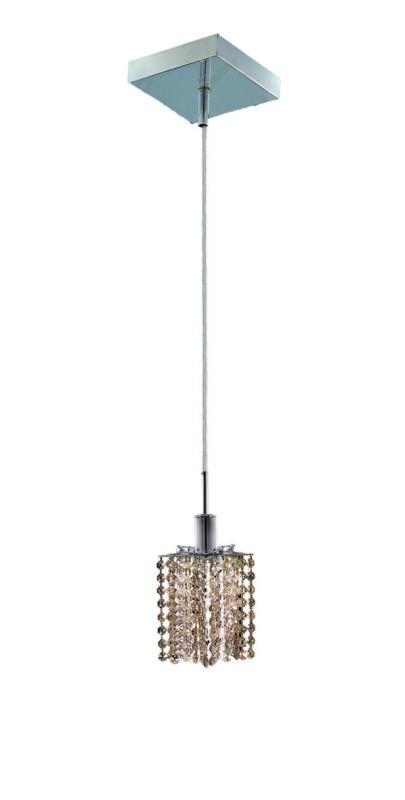 Elegant Lighting 1281D-S-P-GT Mini 1-Light Crystal Pendant Finished Sale $156.00 ITEM: bci2008374 ID#:1281D-S-P-GT/RC UPC: 609613230585 :