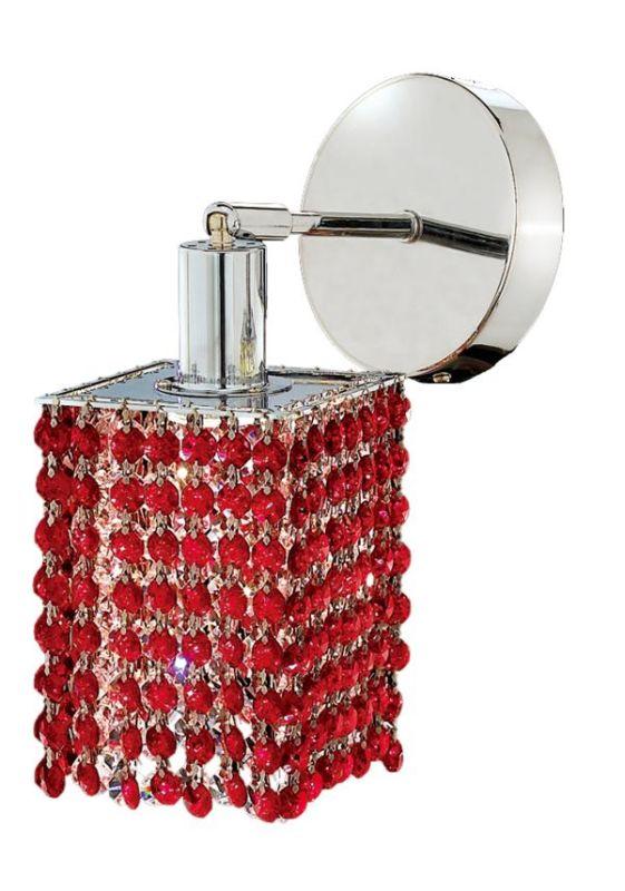 Elegant Lighting 1281W-R-S-BO Mini 1-Light Crystal Wall Sconce Sale $150.00 ITEM: bci2008488 ID#:1281W-R-S-BO/RC UPC: 609613231117 :
