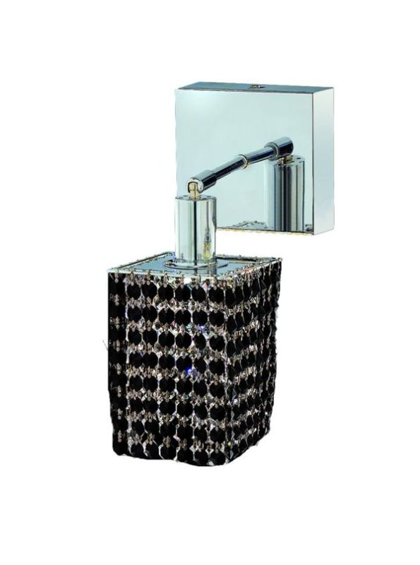 Elegant Lighting 1281W-S-S-JT Mini 1-Light Crystal Wall Sconce Sale $156.00 ITEM: bci2008576 ID#:1281W-S-S-JT/RC UPC: 609613231490 :