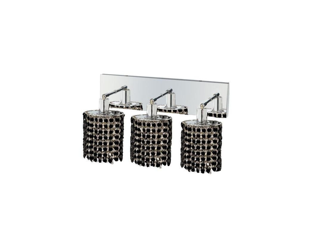 Elegant Lighting 1283W-O-E-JT Mini 3-Light Crystal Wall Sconce Sale $450.00 ITEM: bci2009052 ID#:1283W-O-E-JT/RC UPC: 609613233746 :