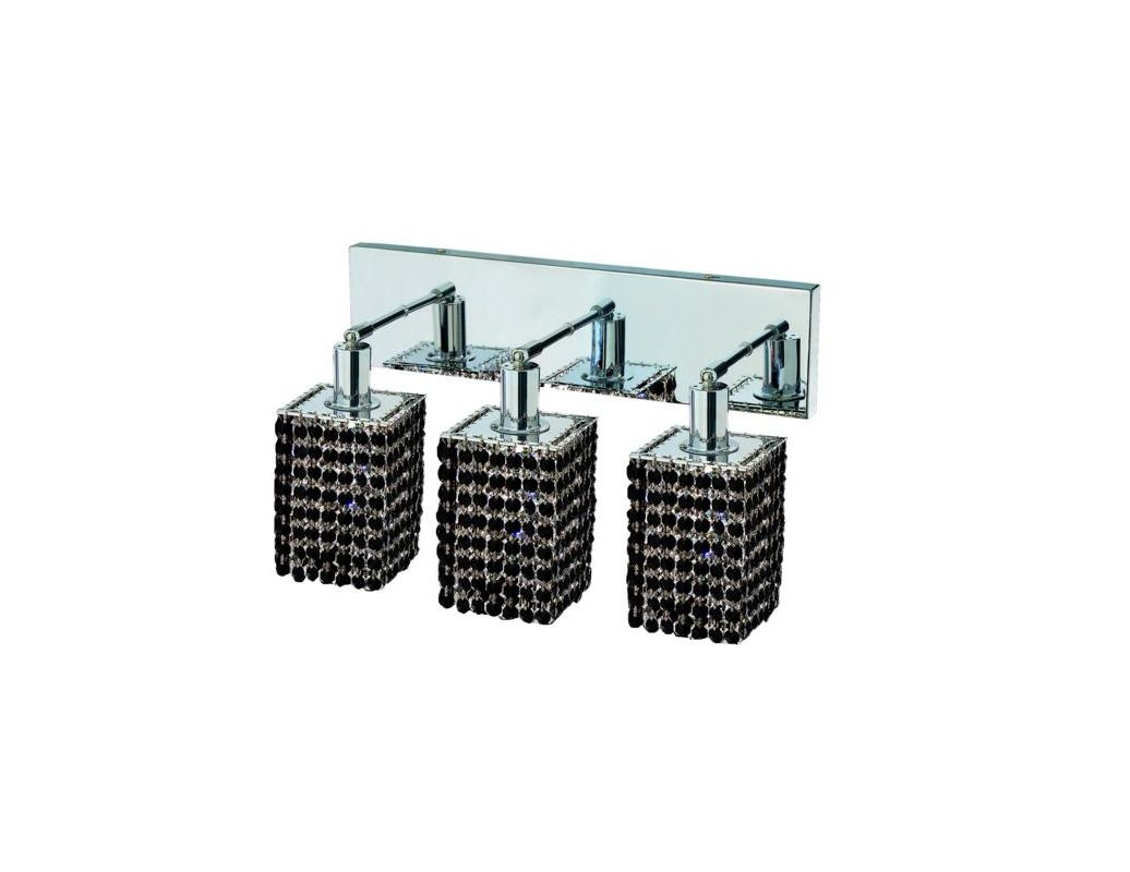 Elegant Lighting 1283W-O-S-JT Mini 3-Light Crystal Wall Sconce Sale $1144.00 ITEM: bci2009113 ID#:1283W-O-S-JT/SS :