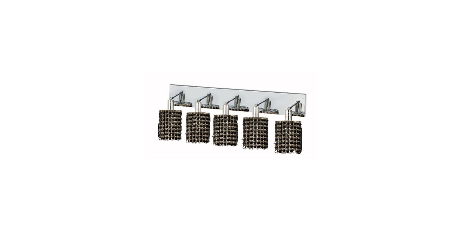 Elegant Lighting 1285W-O-R-JT Mini 5-Light Crystal Wall Sconce Sale $750.00 ITEM: bci2009492 ID#:1285W-O-R-JT/RC UPC: 609613235726 :