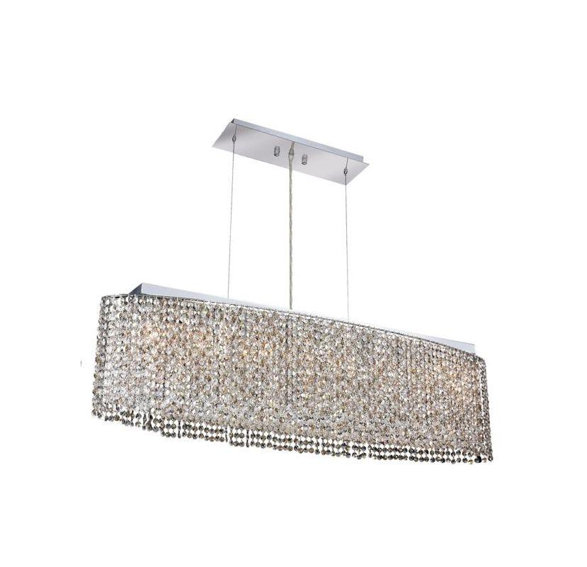 Elegant Lighting 1292D46C-GT Moda 8-Light Crystal Pendant Finished in Sale $1298.00 ITEM: bci2009890 ID#:1292D46C-GT/RC UPC: 609613237607 :