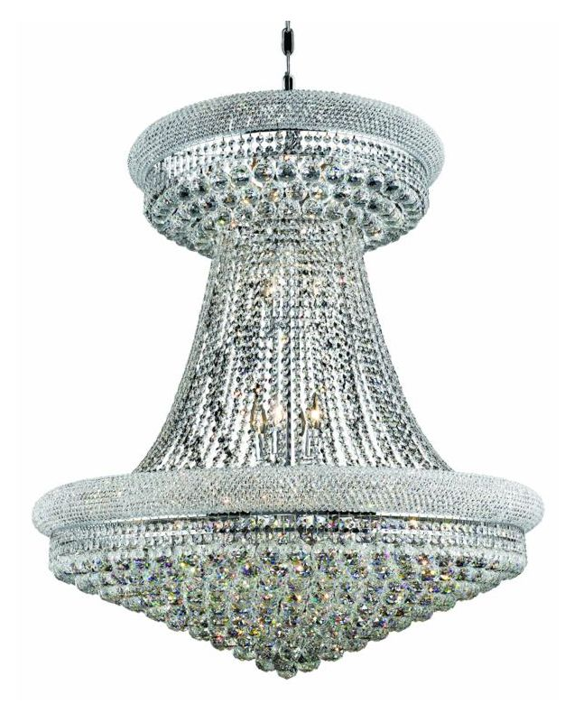 Elegant Lighting 1800G36SC Primo 28-Light Two-Tier Crystal Sale $23038.00 ITEM: bci2011995 ID#:1800G36SC/SS UPC: 848145031097 :