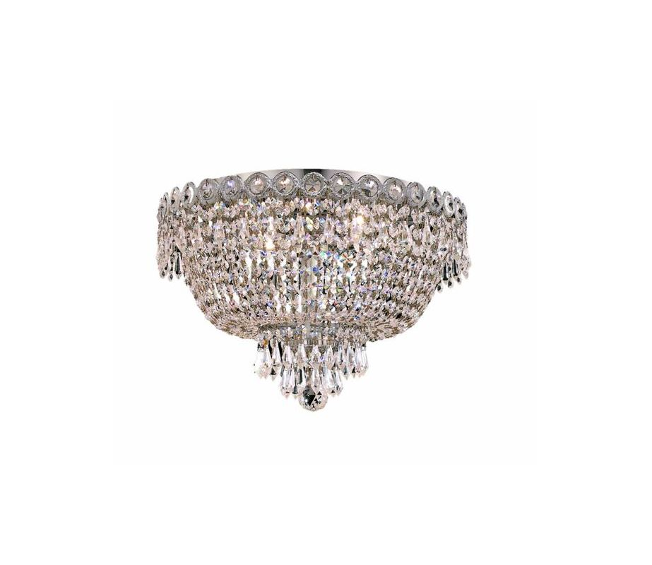 Elegant Lighting 1900F16C Century 4-Light Single-Tier Flush Mount Sale $542.00 ITEM: bci2012497 ID#:1900F16C/EC UPC: 848145033381 :