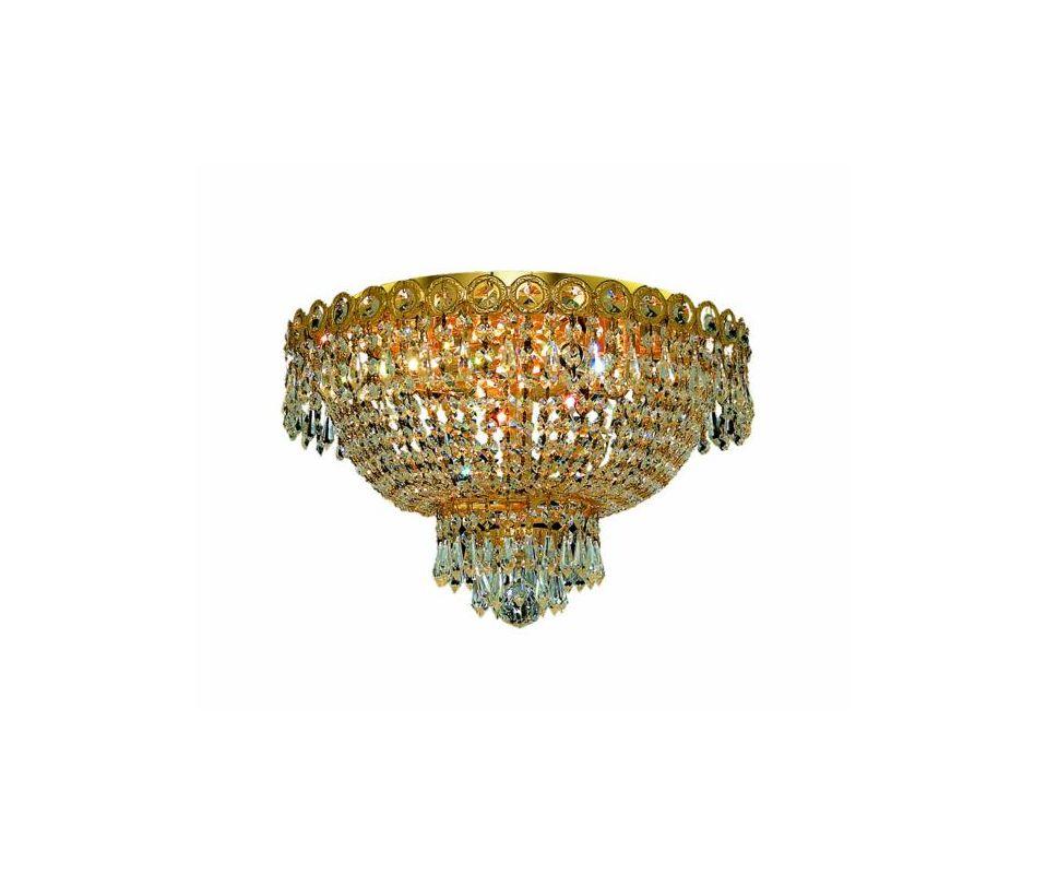 Elegant Lighting 1900F16G Century 4-Light Single-Tier Flush Mount Sale $542.00 ITEM: bci2012501 ID#:1900F16G/EC UPC: 848145033428 :