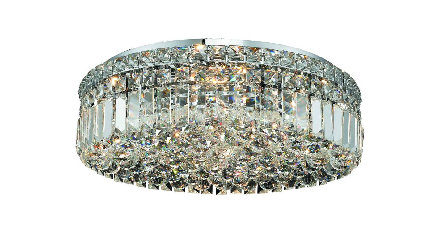 Elegant Lighting 2030F20C Maxim 6-Light Single-Tier Flush Mount Sale $1082.00 ITEM: bci2013371 ID#:2030F20C/EC UPC: 848145038867 :