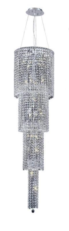 Elegant Lighting 2031G66C Maxim 18-Light Four-Tier Crystal Sale $4120.00 ITEM: bci2013449 ID#:2031G66C/EC UPC: 848145039727 :