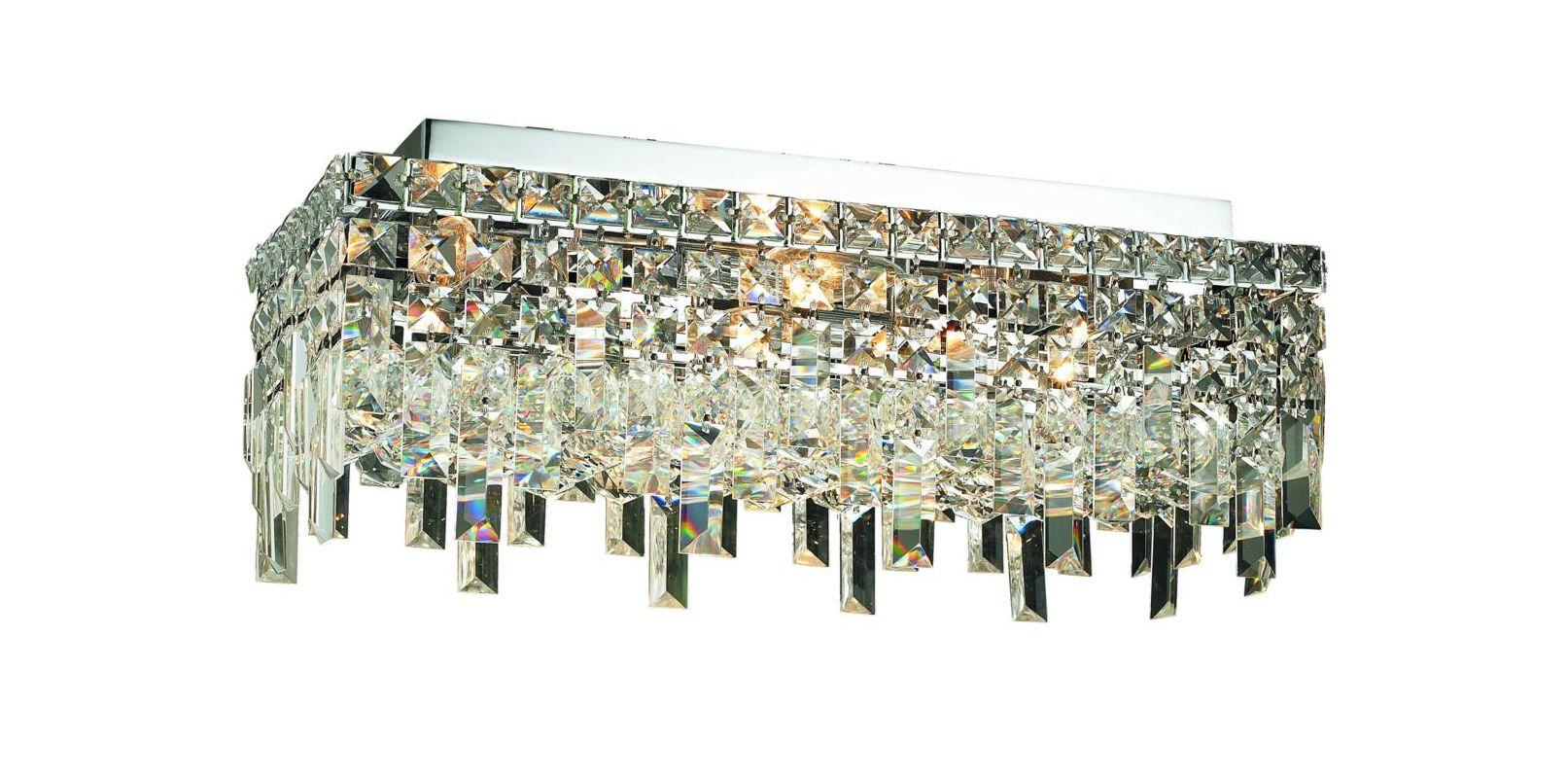 Elegant Lighting 2035F20C Maxim 4-Light Single-Tier Flush Mount Sale $4716.00 ITEM: bci2013703 ID#:2035F20C/SS UPC: 848145042635 :