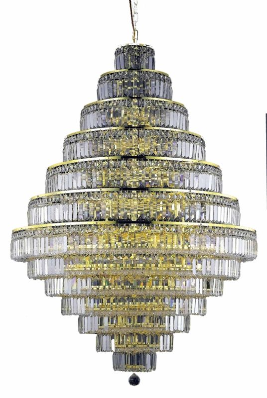 Elegant Lighting 2038G42G Maxim 38-Light Thirteen-Tier Crystal Sale $34052.00 ITEM: bci2013823 ID#:2038G42G/SS UPC: 848145043830 :
