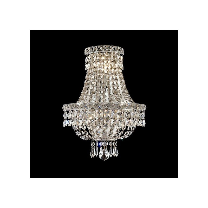 Elegant Lighting 2528W12C Tranquil 3-Light Crystal Wall Sconce Sale $314.00 ITEM: bci2014381 ID#:2528W12C/RC UPC: 848145048095 :
