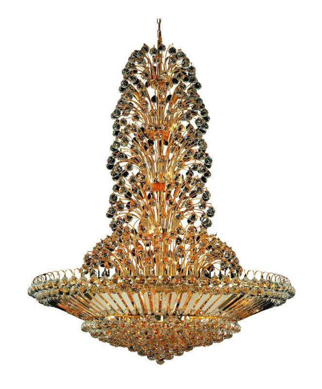 Elegant Lighting 2908G48G Sirius 43-Light Four-Tier Crystal Sale $20204.00 ITEM: bci2014861 ID#:2908G48G/SA UPC: 848145056410 :
