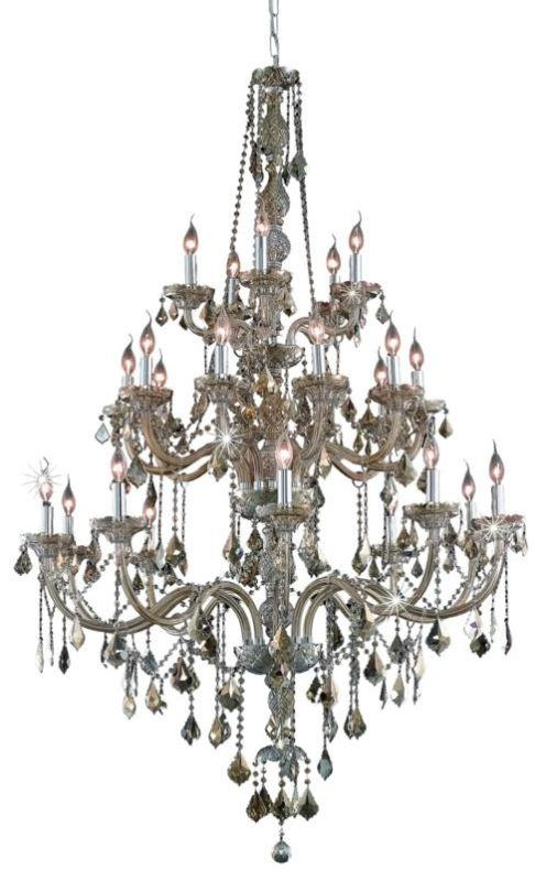 Elegant Lighting 7825G43GT-GT Verona 25-Light Three-Tier Crystal Sale $4326.00 ITEM: bci2015154 ID#:7825G43GT-GT/RC UPC: 848145060578 :
