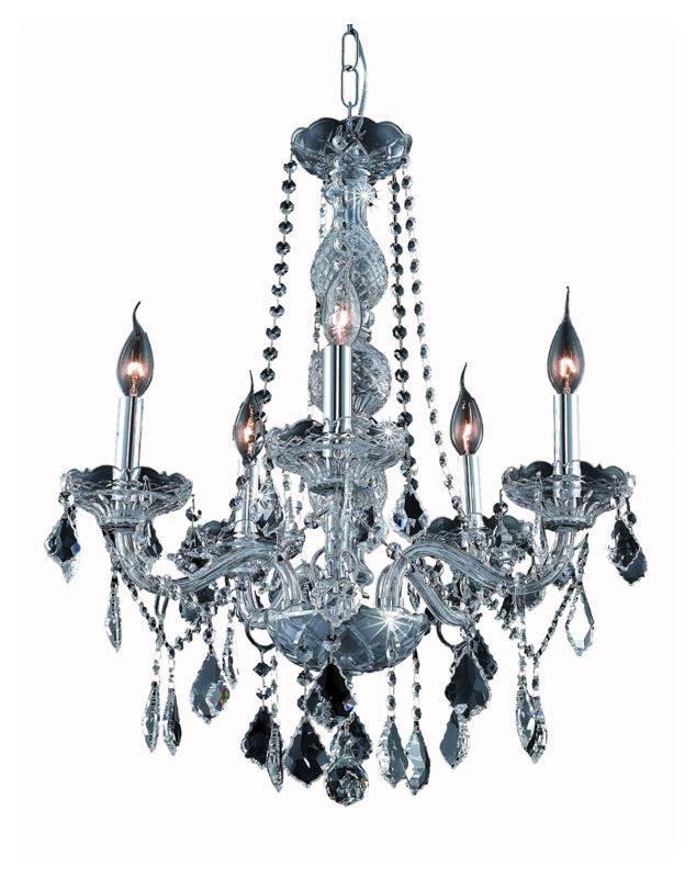 Elegant Lighting 7855D21SS-SS Verona 5-Light Single-Tier Crystal Sale $2424.00 ITEM: bci2015502 ID#:7855D21SS-SS/SS UPC: 848145062541 :