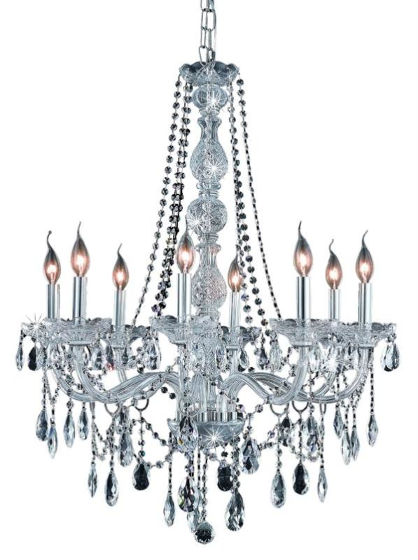 Elegant Lighting 7958D28C Verona 8-Light Single-Tier Crystal Sale $2878.00 ITEM: bci2015660 ID#:7958D28C/SS UPC: 848145064040 :
