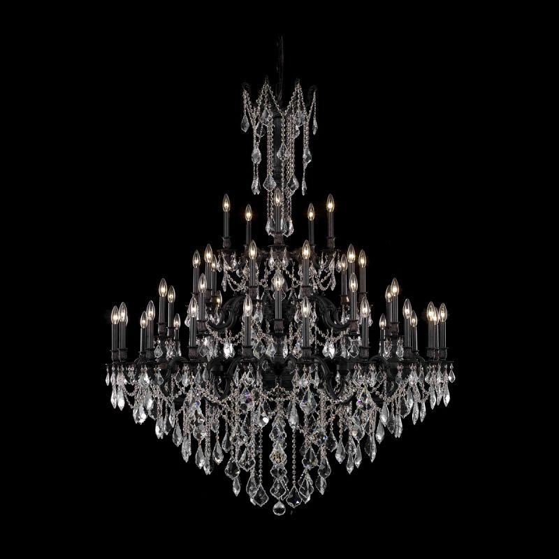 Elegant Lighting 9245G54DB Rosalia 45-Light Three-Tier Crystal Sale $14276.00 ITEM: bci2016516 ID#:9245G54DB/EC UPC: 848145075817 :