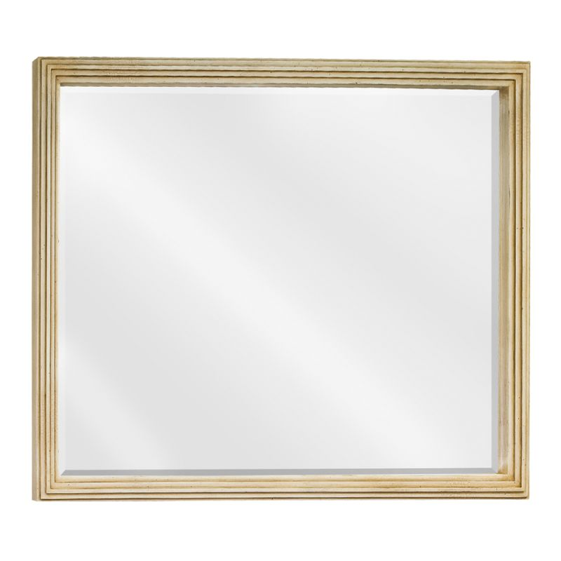 Elements MIR028-48 Compton Collection Rectangular 44 x 34 Inch