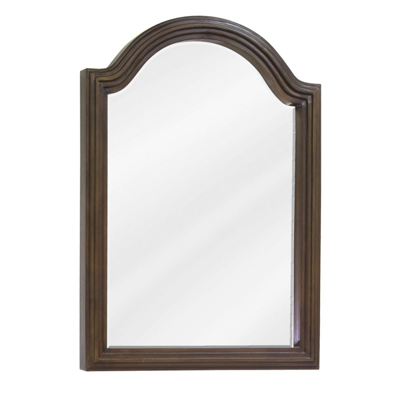Elements MIR029D-60 Compton Collection Arched 22 x 30 Inch Bathroom