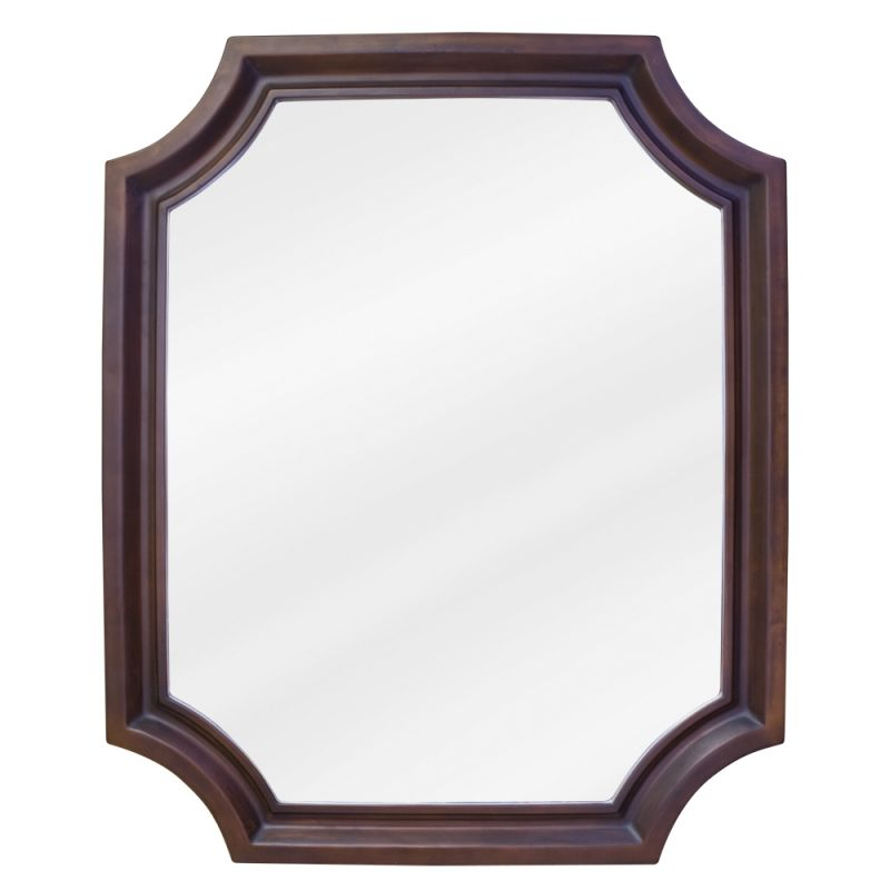 Elements MIR050 Abbott Collection Rounded 22 x 27 Inch Bathroom Vanity