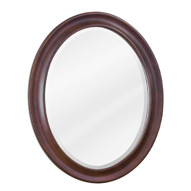 Elements MIR062 Clairemont Collection Oval 23-3/4 x 31-1/2 Inch