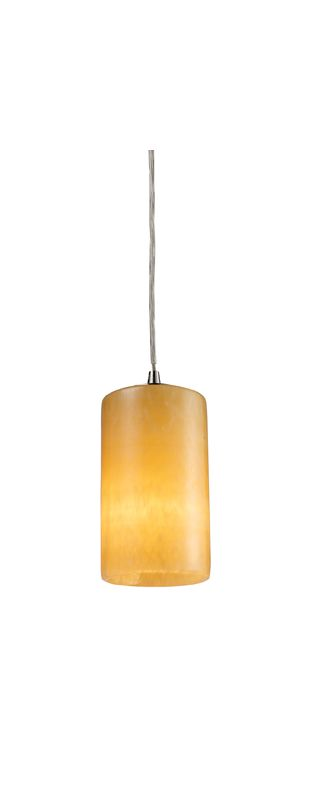 "Elk Lighting 10169/1 Coletta Single Light 4"" Wide Mini Pendant with"