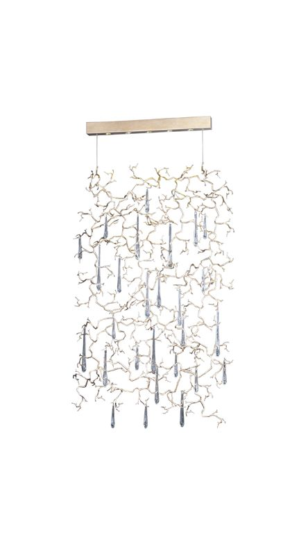 Elk Lighting 1748/5 Five Light Chandelier from the Veubronce