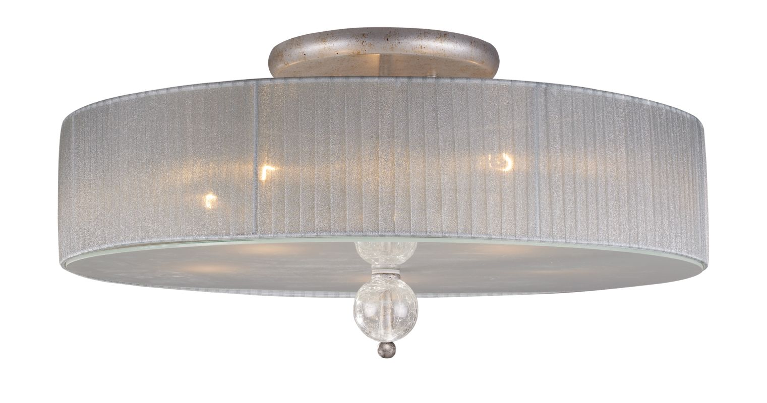 Elk Lighting 20006/5 Alexis 5 Light Semi-Flush Ceiling Fixture Antique Sale $266.00 ITEM: bci857094 ID#:20006/5 UPC: 748119002903 :