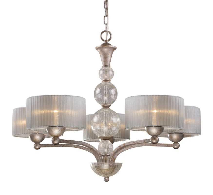 Elk Lighting 20009/5 Alexis 5 Light Single Tier Chandelier Antique Sale $506.00 ITEM: bci857097 ID#:20009/5 UPC: 748119002934 :