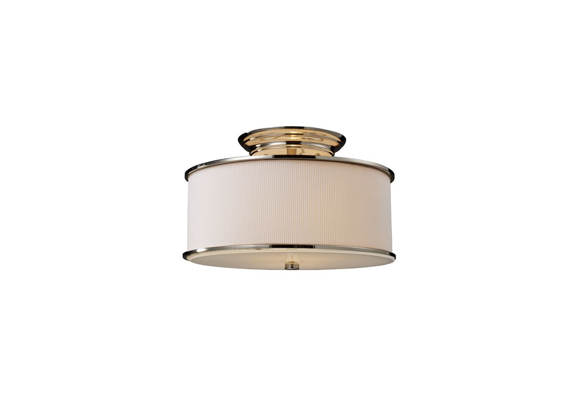 Elk Lighting 20061/2 2 Light Semi-Flush Ceiling Fixture from the Sale $184.00 ITEM: bci1287869 ID#:20061/2 UPC: 748119020655 :