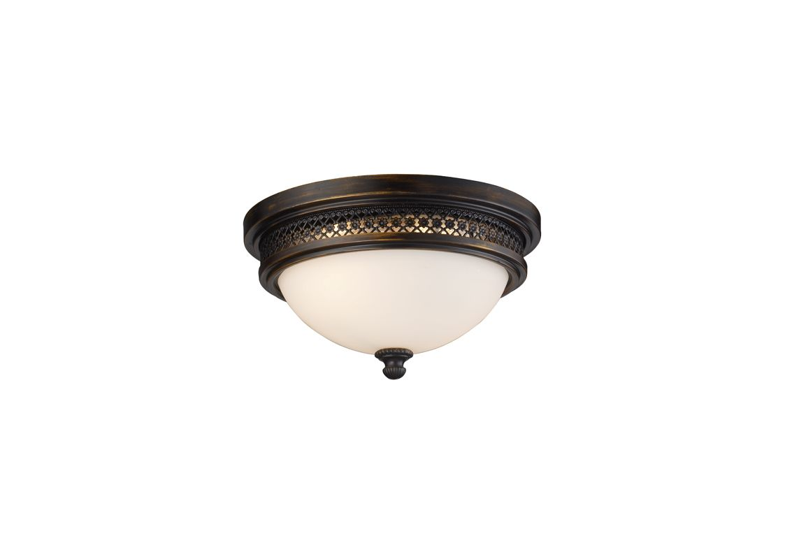 Elk Lighting 20100/2 Two Light Flushmount Ceiling Fixture from the Sale $112.00 ITEM: bci1287428 ID#:20100/2 UPC: 748119013510 :