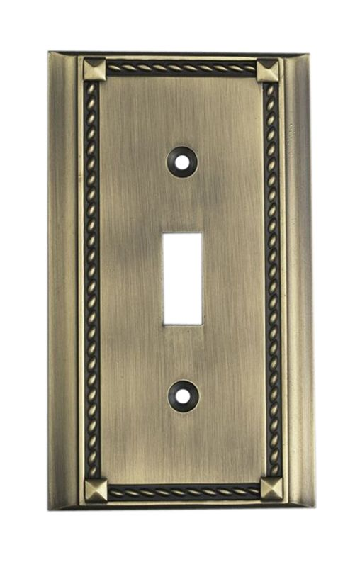 Elk Lighting 2501 Clickplates Collection Cast Metal Light switch Cover Sale $11.00 ITEM: bci253109 ID#:2501AB UPC: 748119004723 :
