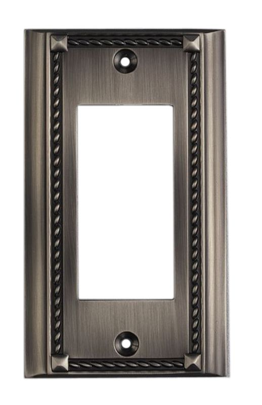 Elk Lighting 2502 Cast Metal Click-Switch Light Switch Plate from the
