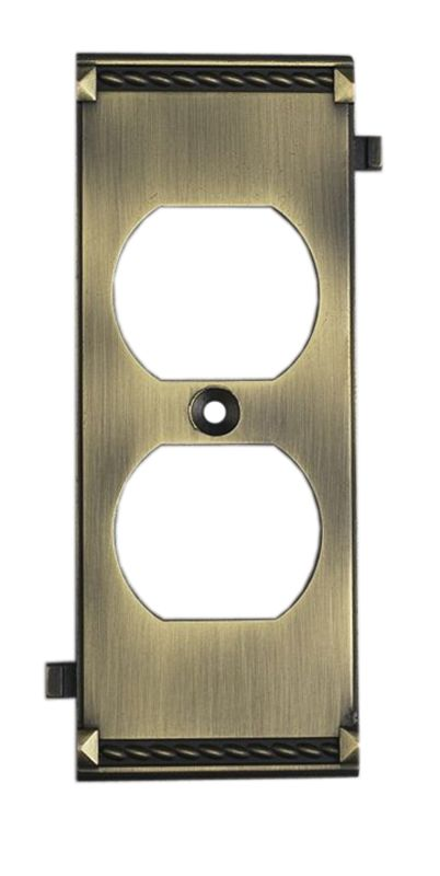 Elk Lighting 2503 Combination Plate from the Clickplates Collection Sale $9.00 ITEM: bci49391 ID#:2503AB UPC: 748119004822 :