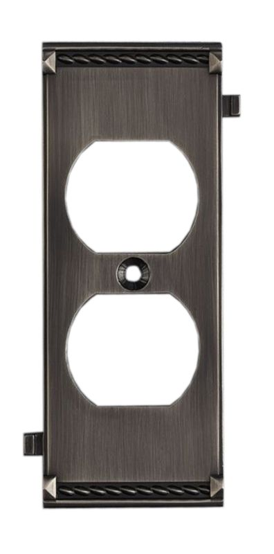 Elk Lighting 2503 Combination Plate from the Clickplates Collection Sale $9.00 ITEM: bci49392 ID#:2503AP UPC: 748119004846 :