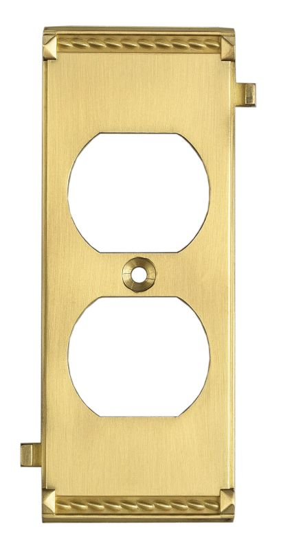 Elk Lighting 2503 Combination Plate from the Clickplates Collection Sale $9.00 ITEM: bci49393 ID#:2503BR UPC: 748119004860 :