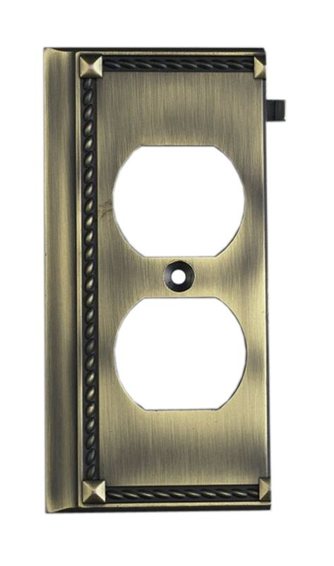 Elk Lighting 2506 Combination Plate from the Clickplates Collection