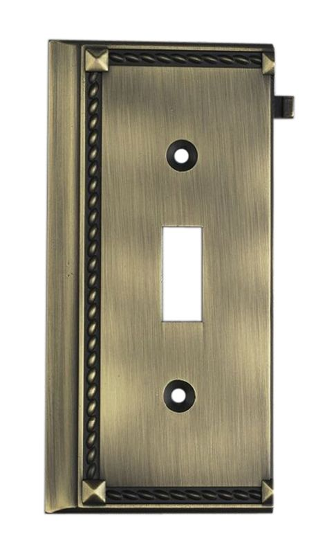 Elk Lighting 2507 Combination Plate from the Clickplates Collection