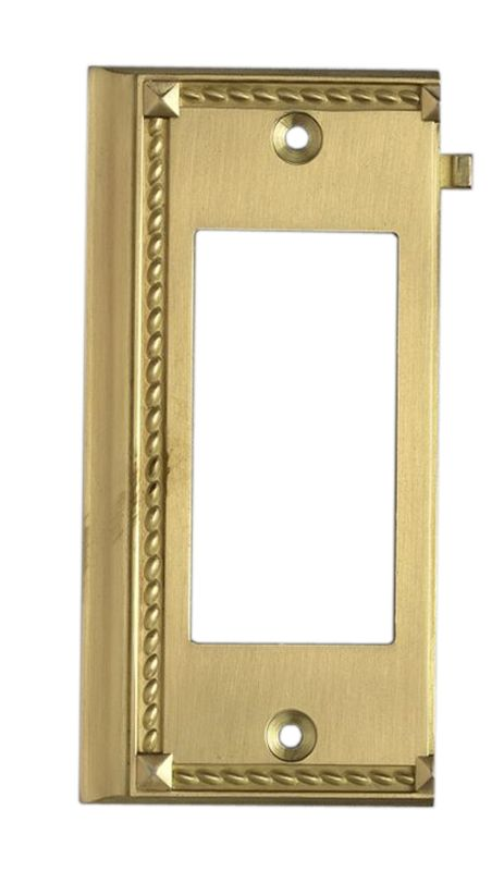 Elk Lighting 2508 Combination Plate from the Clickplates Collection