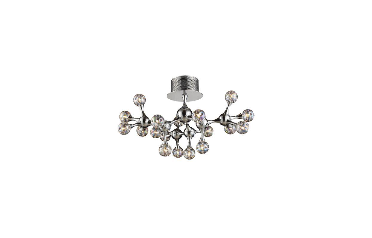 Elk Lighting 30026/18 Eighteen Light Semi-Flush Ceiling Fixture from Sale $592.00 ITEM: bci1287875 ID#:30026/18 UPC: 748119011288 :