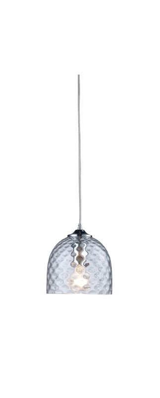 "Elk Lighting 31080/1 Viva Single Light 7"" Wide Mini Pendant with Round"